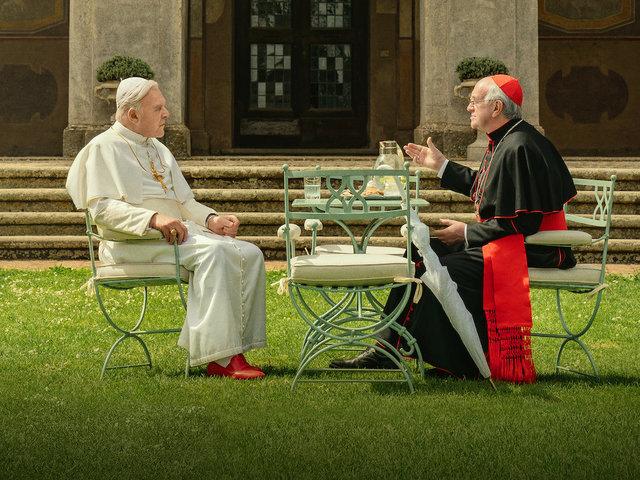 A két pápa / The Two Popes (2019)