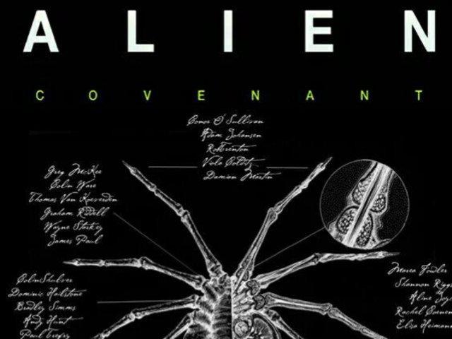 Alien: Covenant / Alien: Covenant (2017)