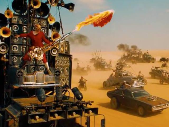 Mad Max - A harag útja / Mad Max: Fury Road (2015)