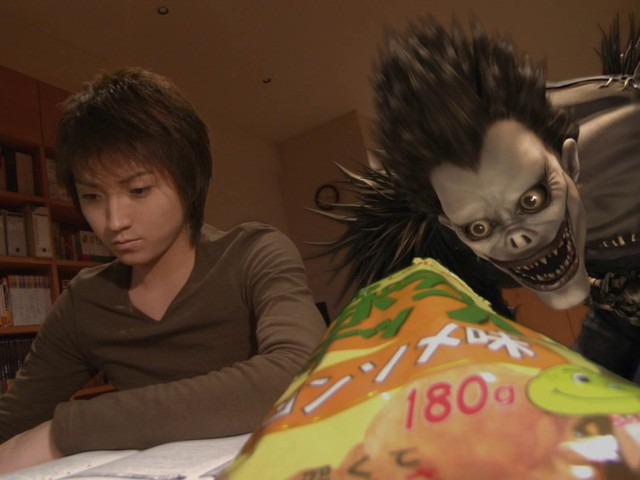 A halállista / Desu nôto / Death Note (2006)