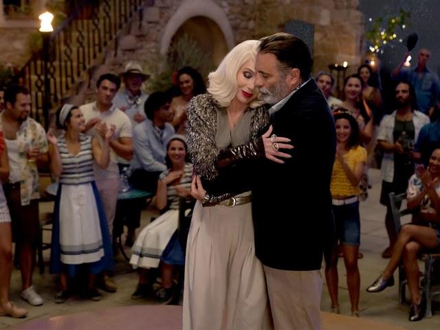 Mamma Mia! Sose hagyjuk abba / Mamma Mia! Here We Go Again (2018)