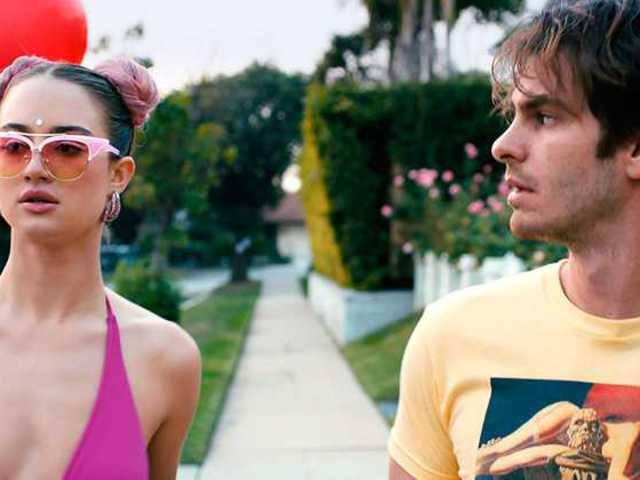 Kaliforniai rémálom / Under the Silver Lake (2018)