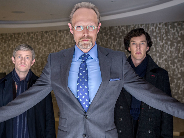 Sherlock (3. évad) / Sherlock (season 3) (2014)