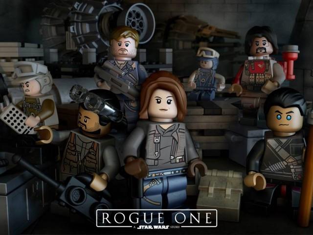 Zsivány Egyes - Egy Star Wars történet / Rogue One: A Star Wars Story (2016)
