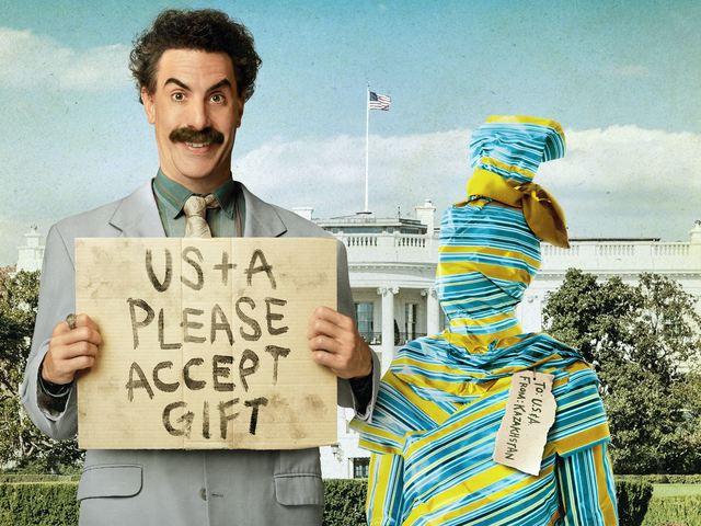 Borat utólagos mozifilm / Borat Subsequent Moviefilm (2020)