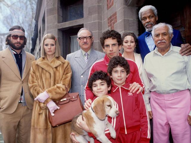 Tenenbaum, a háziátok / The Royal Tenenbaums (2001)