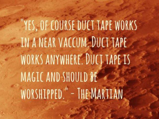 Mentőexpedíció / The Martian (2015)