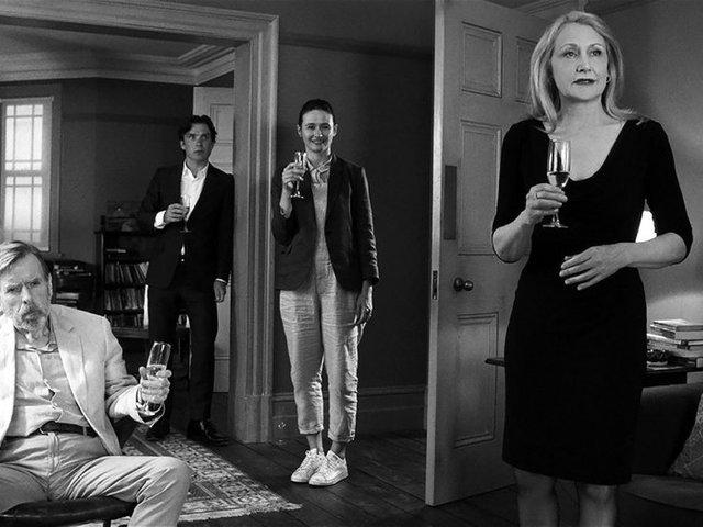A vendégek / The Party (2017)
