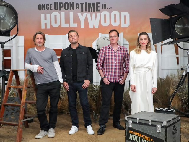 Volt egyszer egy... Hollywood / Once Upon a Time... in Hollywood (2019)