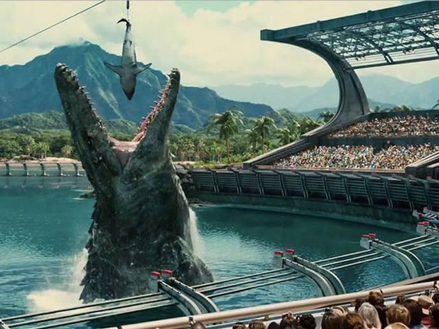 Jurassic World / Jurassic World (2015)