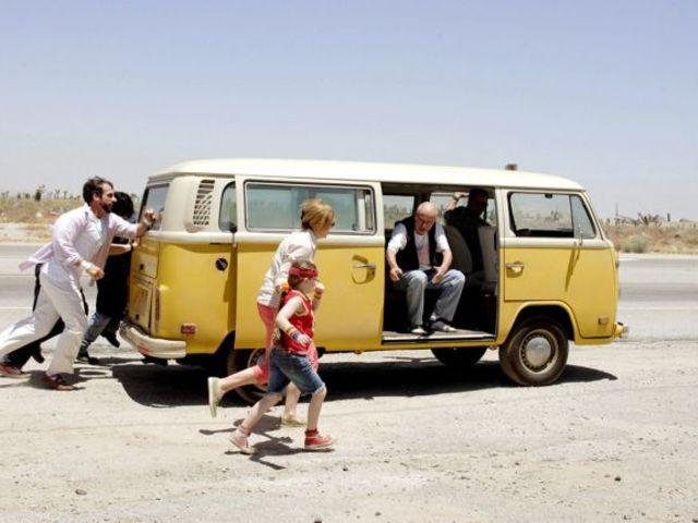A család kicsi kincse / Little Miss Sunshine (2006)
