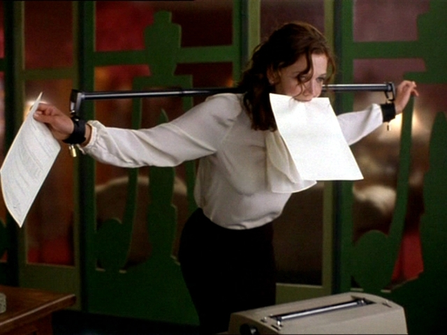 A titkárnő / Secretary (2002)