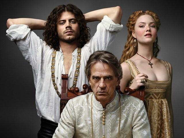 Borgiák (sorozat) / The Borgias (series) (2011, 2012, 2013)