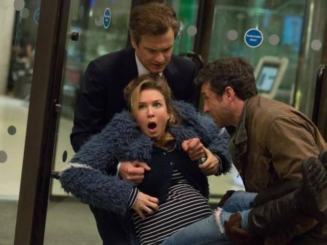 Bridget Jones babát vár / Bridget Jones's Baby (2016)