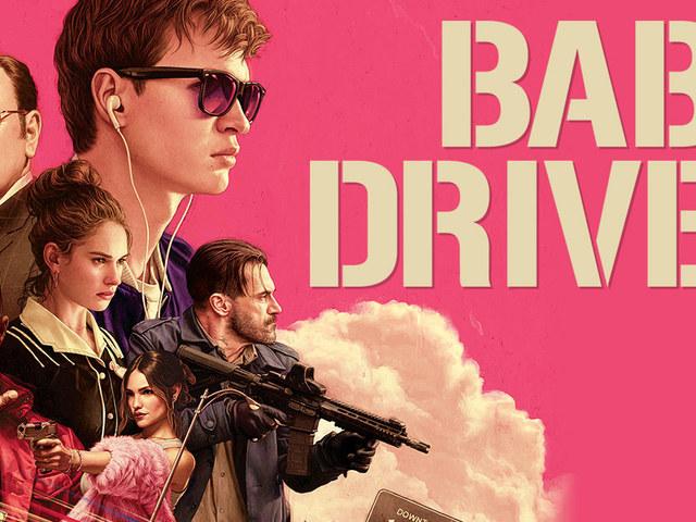Nyomd, bébi, nyomd / Baby Driver (2017)