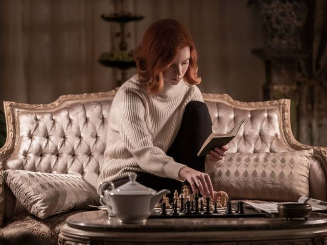 A vezércsel (1. évad) / The Queen's Gambit (season 1) (2020)