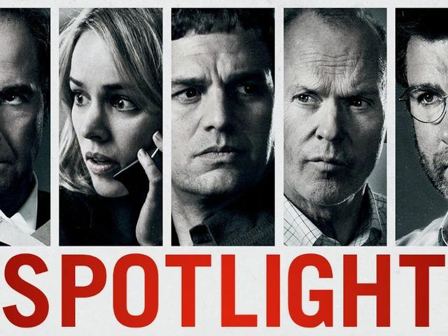 Spotlight - Egy nyomozás részletei / Spotlight (2015)