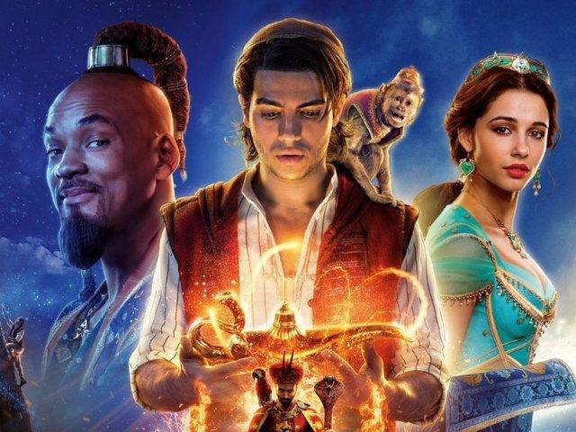Aladdin / Aladdin (2019)