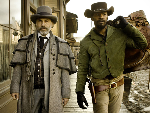 Django elszabadul / Django Unchained (2012)