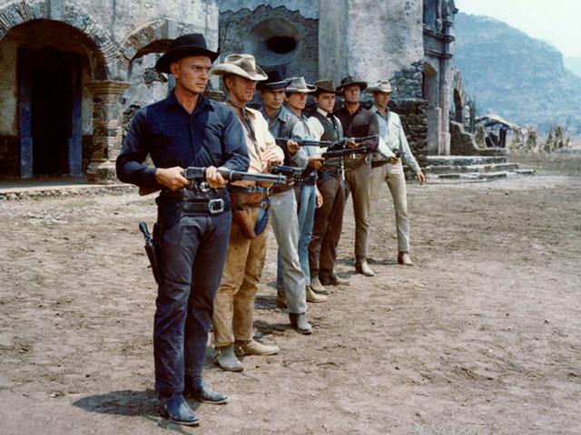 A hét mesterlövész / The Magnificent Seven (1960, 2016)