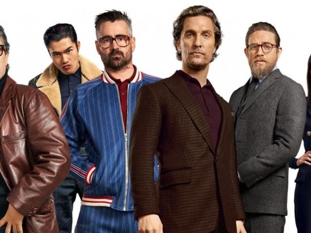 Úriemberek / The Gentlemen (2020)