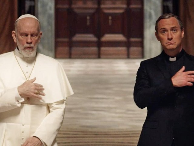 Az új pápa (2. évad) / The New Pope (season 2) (2020)