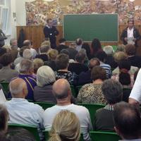 Lakossági fórum az erdőmenti útért