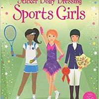 Sticker Dolly Dressing Sportsgirls Free Download
