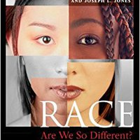 'VERIFIED' Race: Are We So Different?. sellers Odrastao nuevo Cabina PIERRE Sistema