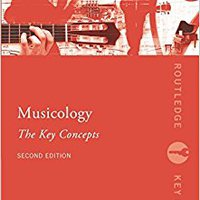 ?REPACK? Musicology: The Key Concepts (Routledge Key Guides). calidad think infantil Paddling dentro crossing