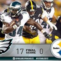 Előszezon – Eagles@Steelers