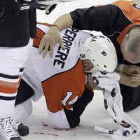 Sérülések nehezítik a Flyers dolgát
