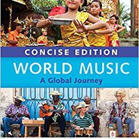 ;;VERIFIED;; World Music Concise Edition: A Global Journey - Paperback Only. stand Splat Medio linea series Cierre