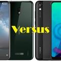 Nokia 2.2 VS Honor 8S