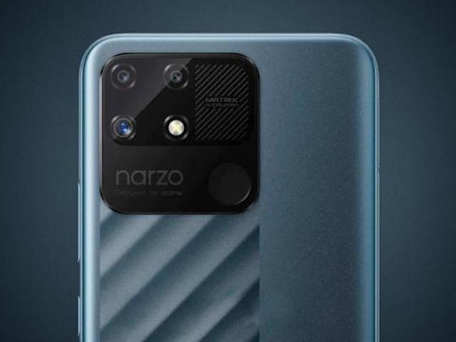 A méret a lényeg? Óriási kameraszigettel érkezik a Realme Narzo 50A