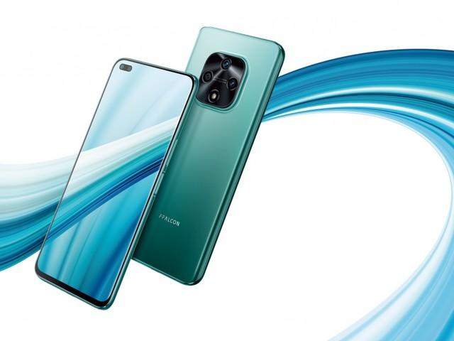 FFALCON cégnév alatt debütált a TCL és a Huawei közös mobilja