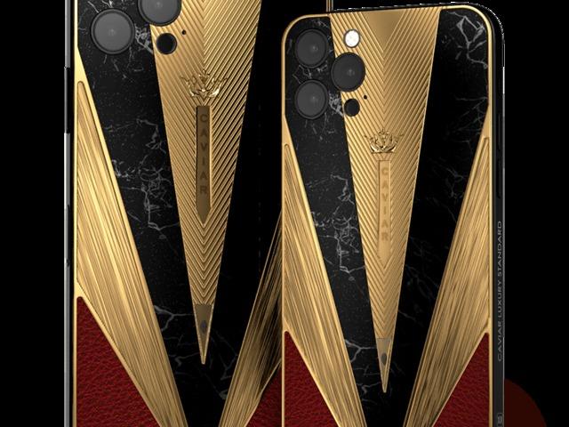 Vadra sikerült a Caviar iPhone 12 szériára épülő Warrior kollekciója