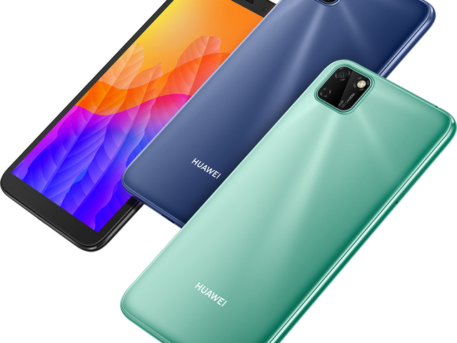 Teszt: Huawei Y5p