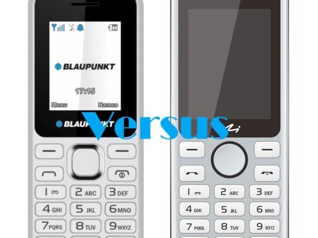 Blaupunkt FS03 VS Navon T200