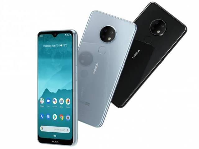 Android 10-et kap a Nokia 6.2