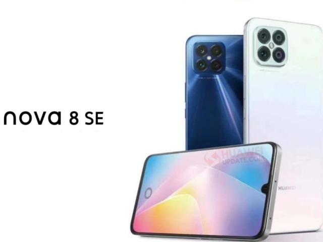 Ismerős külsőt kap a Huawei Nova 8 SE
