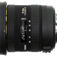 Sigma 10-20mm f/3.5 EX DG HSM