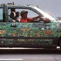 A jövő autója!