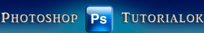 Photoshop tutorialok