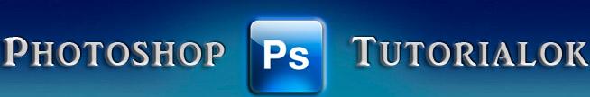 Photoshop tutorialok