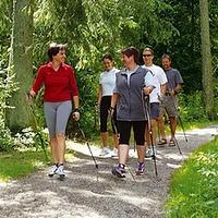 Nordic Walking szív és érrendszeri betegségben szenvedők, és cukorbetegek számára