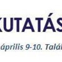 Áprilisban kutatás konferencia