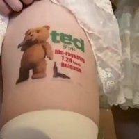 Skinvertising: hirdess a bőrödön!