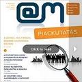 Ajánló - @M interaktív magazin piackutatással foglalkozó kiadványa
