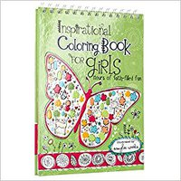 Inspirational Coloring Book For Girls: Hours Of Faith-Filled Fun Download.zip
